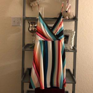 Express Multicolor Dress Size M